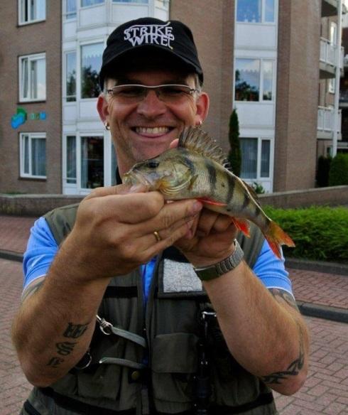 Hatt6. Derk van der Molen (Derkbait) Holland