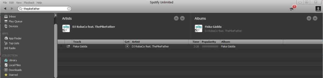 1 Spotify