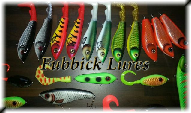 Fubbick Lures