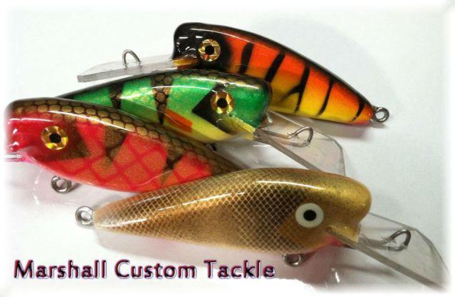 Marshall Custom Tackle