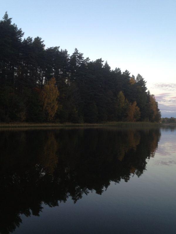 Nara ogat for fiskare i dalalven