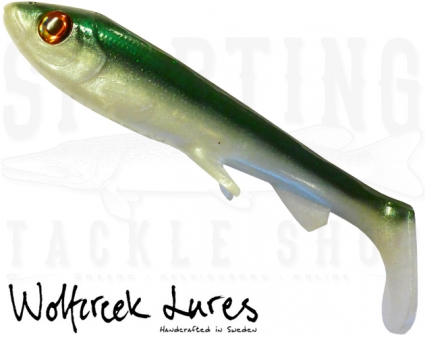 Shad Junior WC Olive Pearl