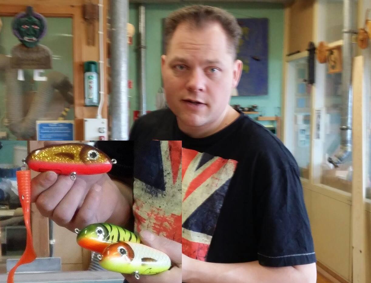 "Andreas ""Sebring Lures"" Sebring – Eget, C-tail.1"