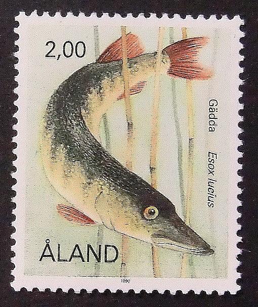 Frimärke5 Åland