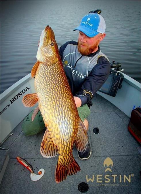 Fiska med Kristian Stam (Team Westin)